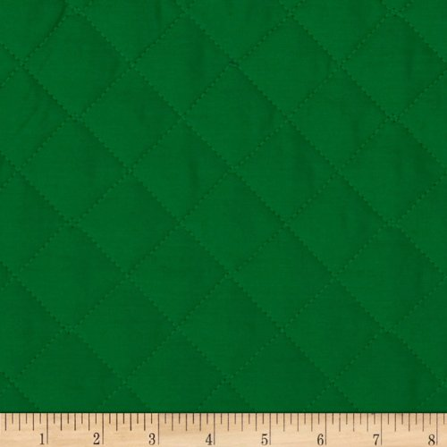 Double Sided Quilted Broadcloth Holly Fabric By The - Yard By Fabric The Pre-quilted