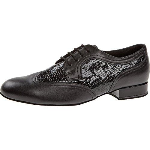 Diamant 089-025-149 - Zapatillas de Baila Moderno y Jazz Hombre negro