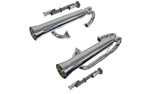 (Bolt-On Aluminum Valve Cover Set for VW Beetle - Empi 9152 Volkswagon)