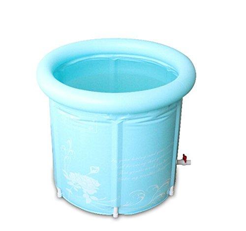 折畳み浴槽 ビニール製 ダブルサイズ 大人用