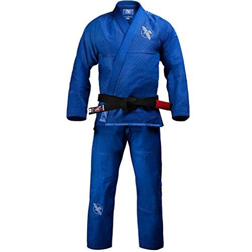 Hayabusa Lightweight Jiu Jitsu Gi (Blue, A3)