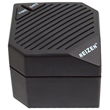 Reizen 3 in 1 Talking Super Cube Clock for the Visually Impaired by Reizen