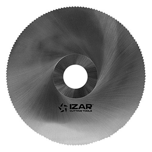 IZAR 64721-Fraise Scie circulaire pour m/étaux HSS DIN1837N-forme A 063 Z64 3,00 x 16 x
