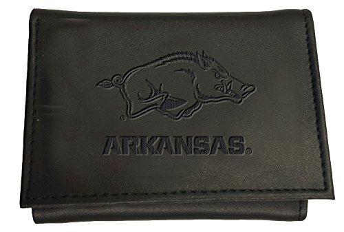 Team Sports America Arkansas Tri-Fold Wallet