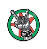 Dark Horse Deluxe Cyberpunk 2077 Silverhand Logo