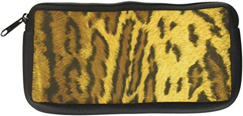 UPC 638050729086, Rikki Knight Leopard Spots Design Neoprene Pencil Case (pc1527)