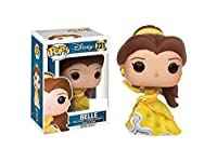 Funko Pop! Disney Beauty and the Beast Belle #221 (Sparkle Dress Exclusive)