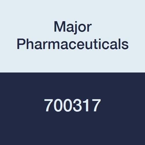 Major Pharmaceuticals 700317 St. Joseph Aspirin Analgesic Chew Tablet, 81 mg, 36 Tablets