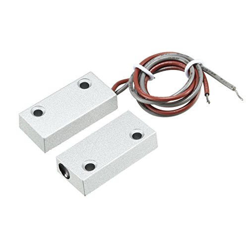 Uxcell Mc 51 No Alarm Security Rolling Gate Garage Door Contact