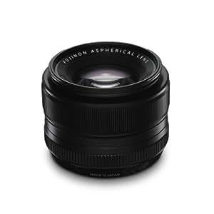 Fujifilm Fujinon XF35mmF1.4 R - Objetivo para Fujifilm X (distancia focal fija 35mm, apertura f/1.4-16, zoom óptico 4 xdiámetro: 52mm) color negro