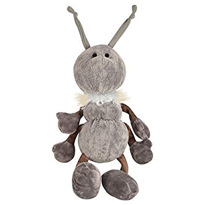 BOHS Plush Ant with Scarf - Huggable Soft Stuffed Insect Animals Toy- 15 Inches: Toys & Games