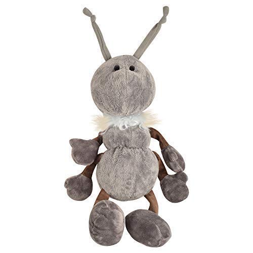 BOHS Plush Ant with Scarf - Huggable Soft Stuffed Insect Animals Toy- 15 Inches -