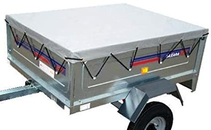 Trailer cover for Erde 122 or Daxara 127 also fits Maypole 712, Part no: LMX781