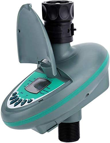 TOPINCN Temporizador Agua Automático Kit Controlador Sistema Riego ...
