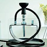 半円アクリルシーシャ・水タバコ 水パイプ 最新デザインの水たばこ 喫煙具 Shisha Hookah