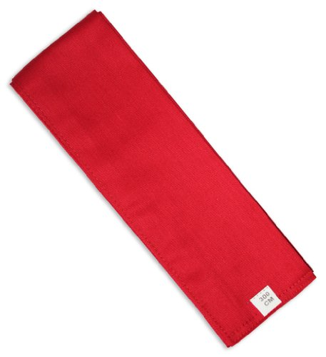 (Kung Fu Sashes Cotton Red)