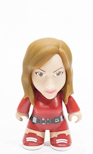 Doctor Who Titans 3 inch Vinyl Figure, Series 2 11th Doctor Set, Oswin Oswald ()