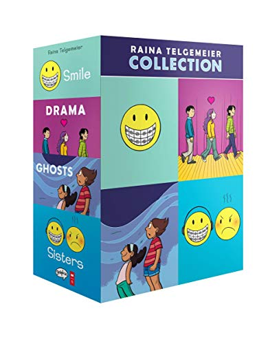 The Raina Telgemeier Collection (Box Set)