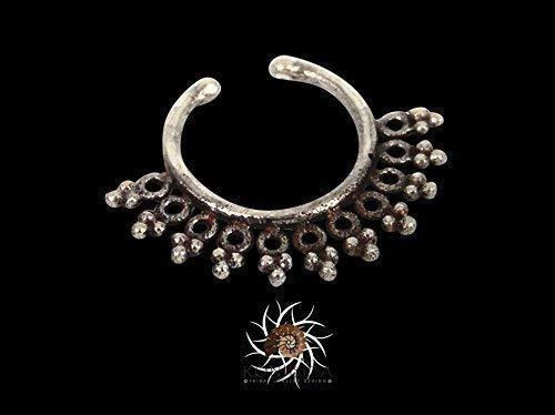 Nose Jewelry Septum Jewelry Fake Septum Ring Septum Cuff Faux Septum Ring Clip On Piercing Clip On Septum Fake Septum Piercing