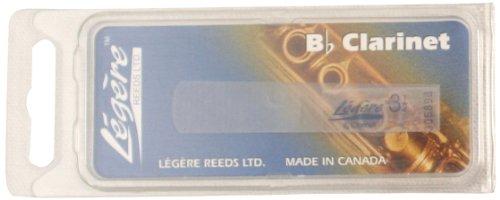 UPC 827778121405, Legere BB3.5 Bb Soprano Clarinet Standard Cut No. 3.5 Reed