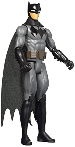 Mattel DWM49 - DC Comics Toy - Justice League 12 Inch Deluxe Action Figure - Batman the Dark Knight (Batman Dark Knight Toy)