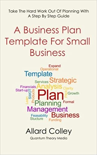 Business plan small busine science projects layout examples