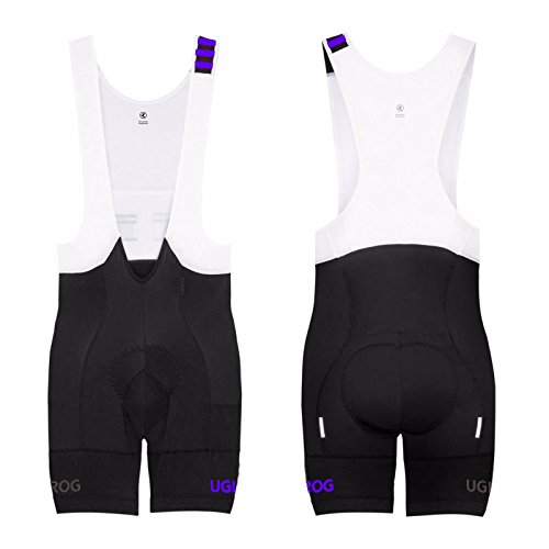 Uglyfrog Designs Mens Pro Cycling Bib Shorts 3D Gel for sale  Delivered anywhere in USA