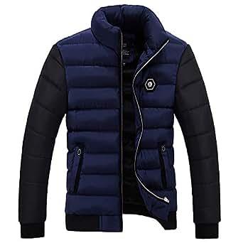 Amazon.com: Ennglun Mens Trench Coat,Men's Winter Color