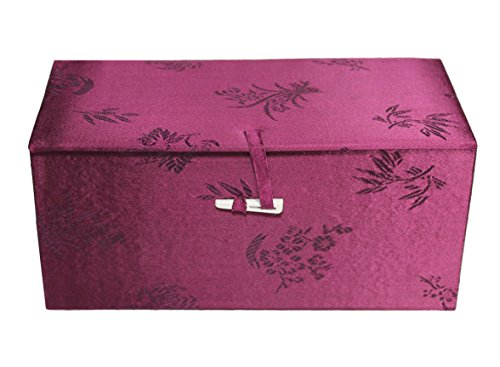 Brocade Ring Box (7