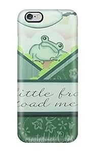 1335515K19545532 Hot Tpu Cover Case For Iphone/ 6 Plus Case Cover Skin - Beautiful Froggy Bcriss Bcross WANGJING JINDA