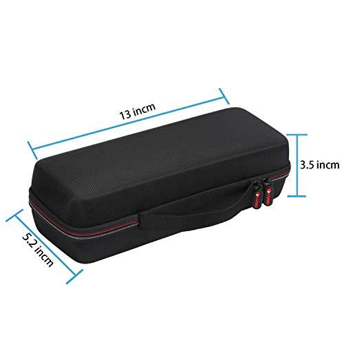 XANAD Travel Case for Genius G7200 12V//24V 7.2A UltraSafe Smart Battery Charger