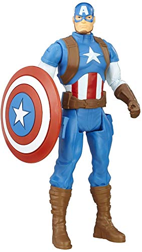 with Captain America Action Figures design