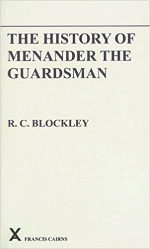 com the history of menander the guardsman introductory introductory essay text translation and historiographical notes arca classical and medieval texts papers and monographs