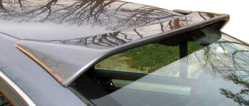 Duraflex Replacement for 1999-2005 BMW 3 Series E46 4DR Type H Roof Window Wing Spoiler - 1 Piece ()