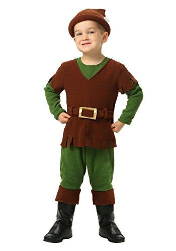 Toddler Little Robin Hood Costume 2T]()