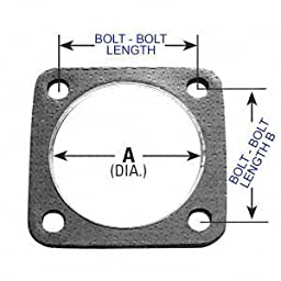 AP Exhaust Products 9289 Exhaust Pipe Connector Gasket