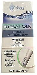 Hydro Laser Wrinkle Filling Serum Skin Hydration 1.0 Oz with Hyaluronic Acid