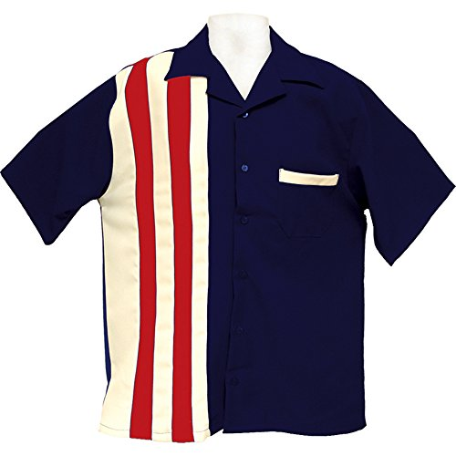 Xl Retro Bowling Shirt - 7