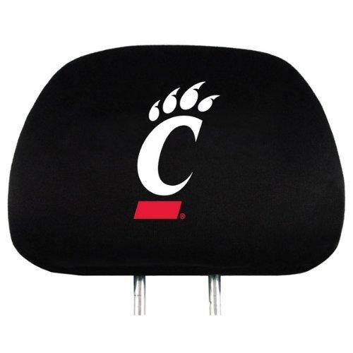 Covers Ncaa Headrest (Cincinnati Bearcats NCAA Head Rest Covers)