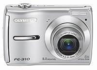 Olympus FE310 8MP Digital Camera with 5x Optical Zoom