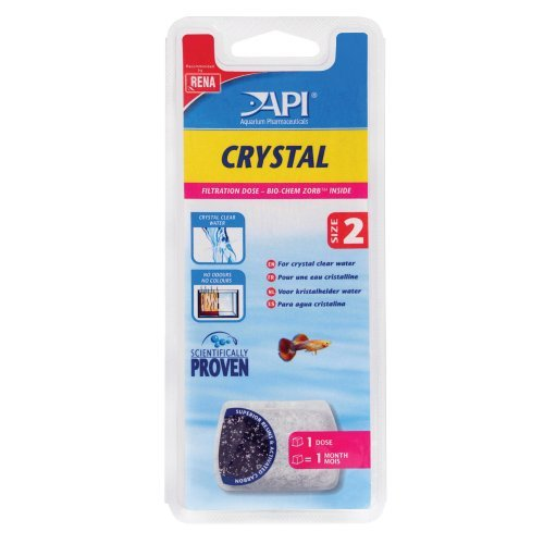 Rena Crystal Cartridges Size 2 X 1