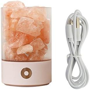 joyMerit Himalaya Natural USB Plug Crystal Rock Night Light ...
