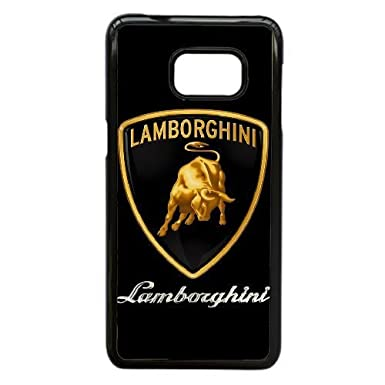 Samsung Galaxy Note 5 Edge Phone Case Black Lamborghini Hhhq3207326