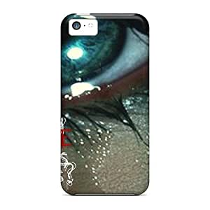 USMONON Phone cases For Iphone Iphone 5c Premium Tpu Case Cover Why Love Protective Case