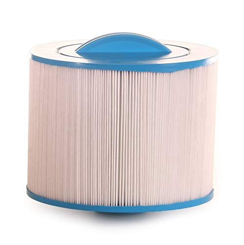 Baleen Filters 50 sq. ft. Pool Filter Replaces Unicel 8CH-950, Pleatco PBF50-F2S, Filbur FC-0536-Pool and Spa Filter Cartridges Model: AK-90311 (Bullfrog Spa Parts)