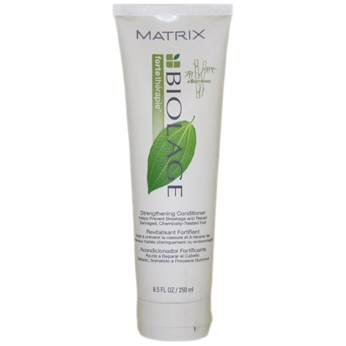 Matrix Biolage Strengthening Conditioner, 8.5-Ounce Bottle - Matrix Biolage Fortetherapie Strengthening