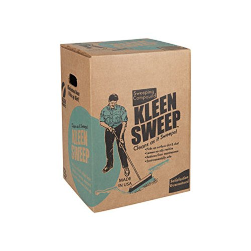 Kleen 1816 Kleen Sweep Plus Sweeping Compound (Box of 100 lbs) by Kimberly-Clark Professional