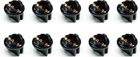 30 Bulbs Total #555 Miniature Lamp 3 pak Three Boxes of #555 bulbs