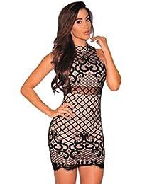 2017 Vestidos De Fiesta Ropa De Moda Para Mujer y Noche Sexys Cortos Casuales Elegantes Negros VE0010