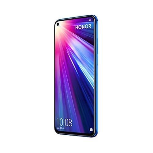 chollos oferta descuentos barato Honor View 20 Smartphone Pantalla de 6 4 cámara trasera 48 MP cámara frontal 25 MP 6GB RAM 128 GB batería 4000mah sin funda color Azul